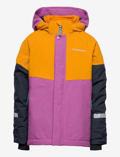 LUN KIDS JKT 3 - ski jassen - radiant purple