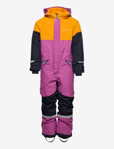 CORNELIUS K COVER 3 - snowsuit - radiant purple