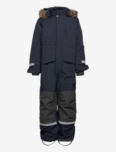 BJÖRNEN KIDS COVER 5 - snowsuit - navy