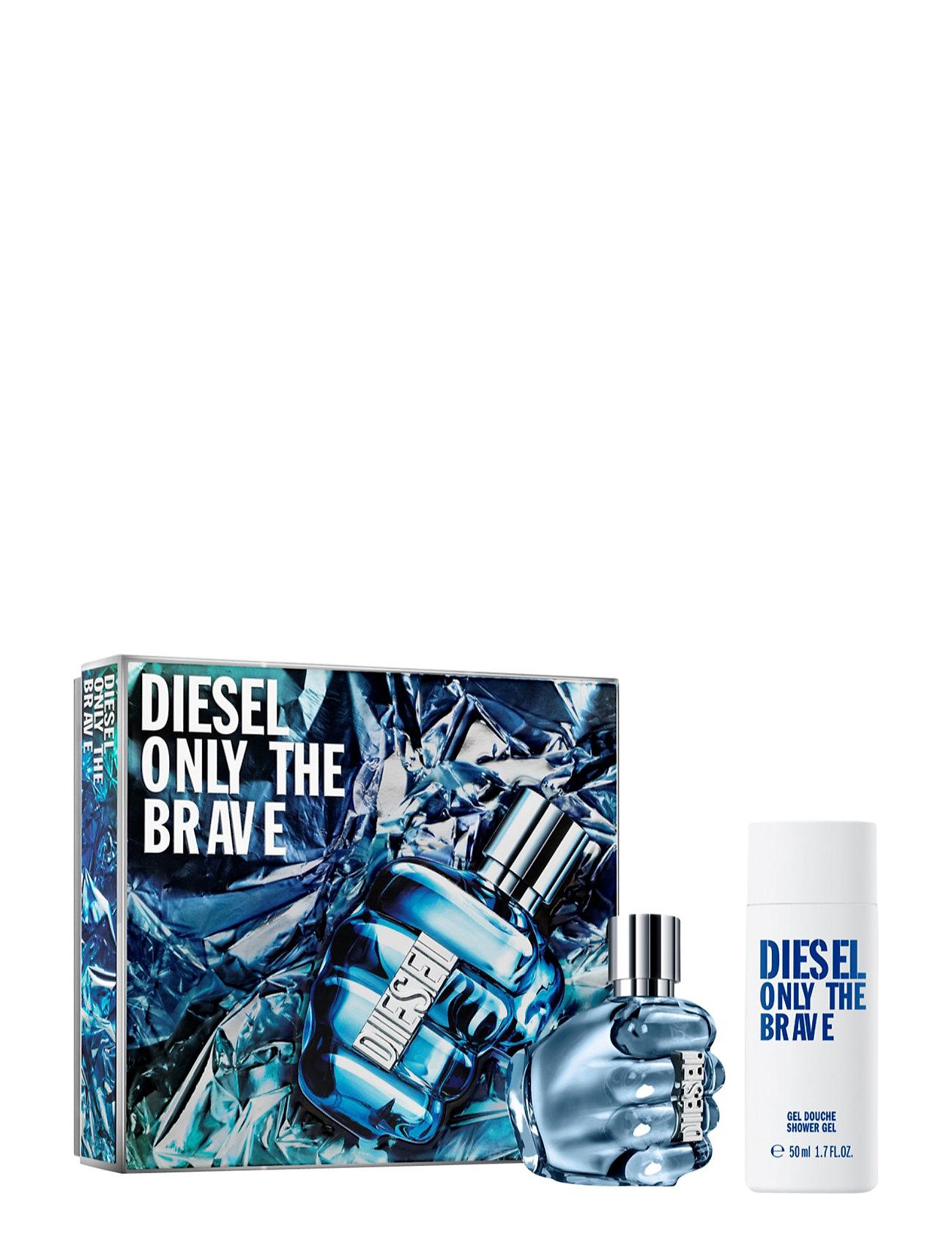 Image of Only The Brave Eau De Toilette 35 Ml Box Gaveset Blå DIESEL - FRAGRANCE (3114683703)