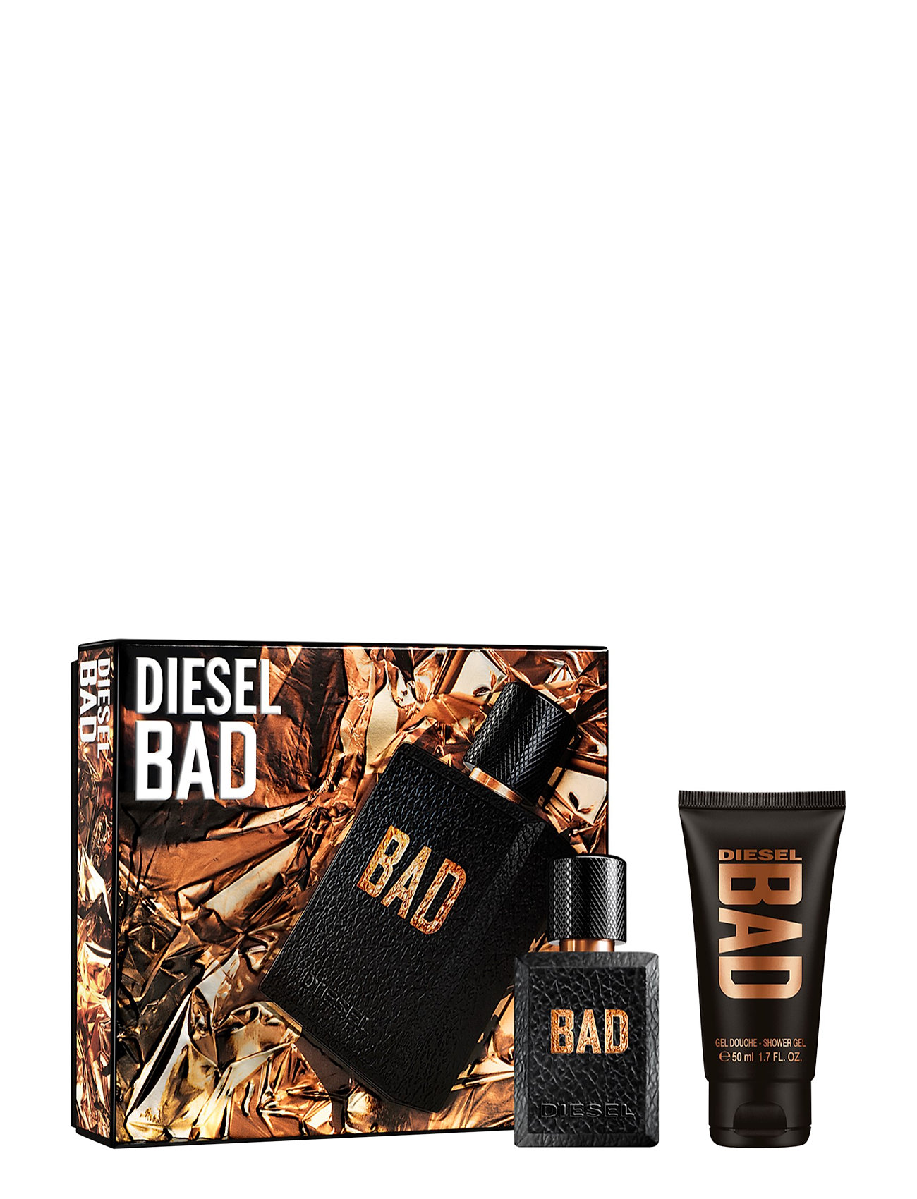 Diesel - Fragrance BAD Eau de Toilette 35 ml Box - NO COLOR