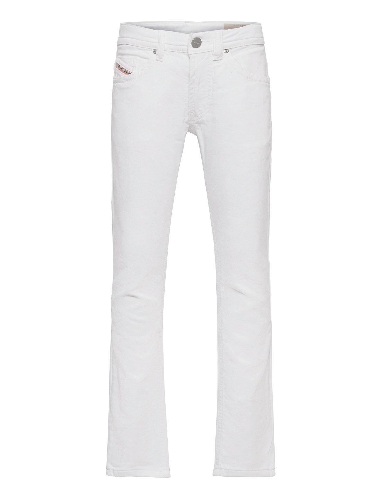 Diesel - THOMMER-J JJJ TROUSERS - jeans - bianco - 0