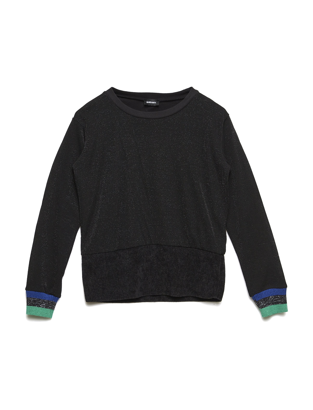 Diesel SJUNA SWEAT-SHIRT - NERO