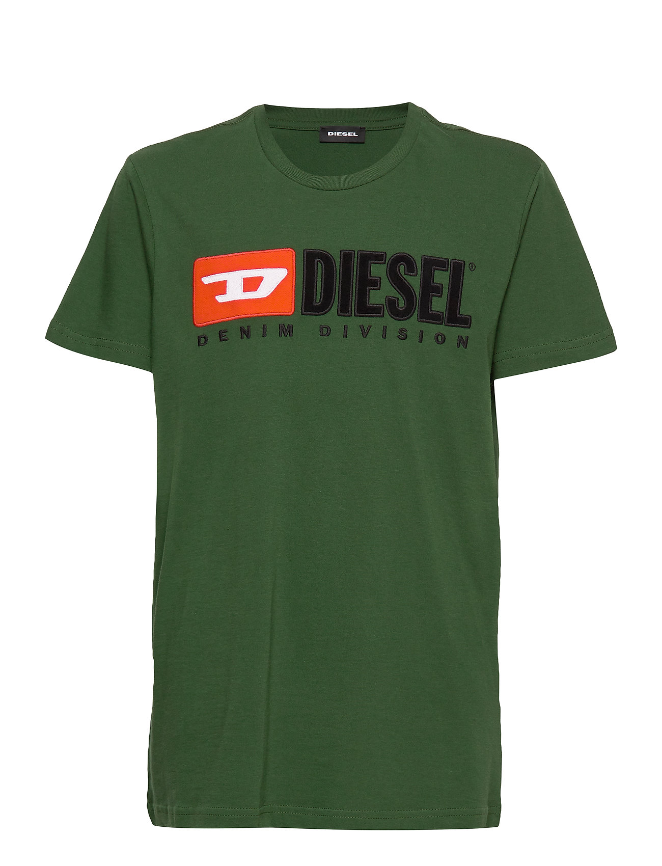Diesel TJUSTDIVISION T-SHIRT - DARK GREEN