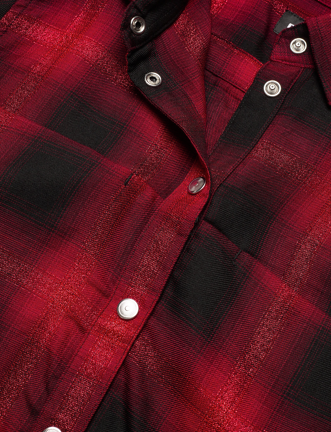 Diesel - CSUNNYA SHIRT - overhemden - red - 4