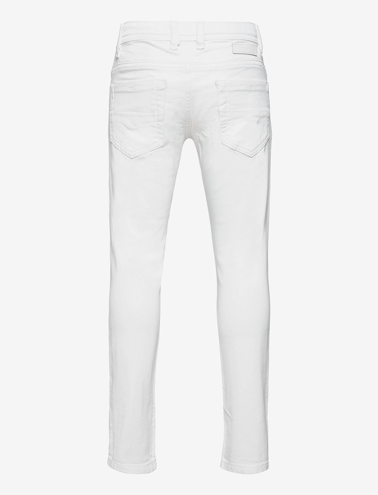 Diesel - THOMMER-J JJJ TROUSERS - jeans - bianco - 1