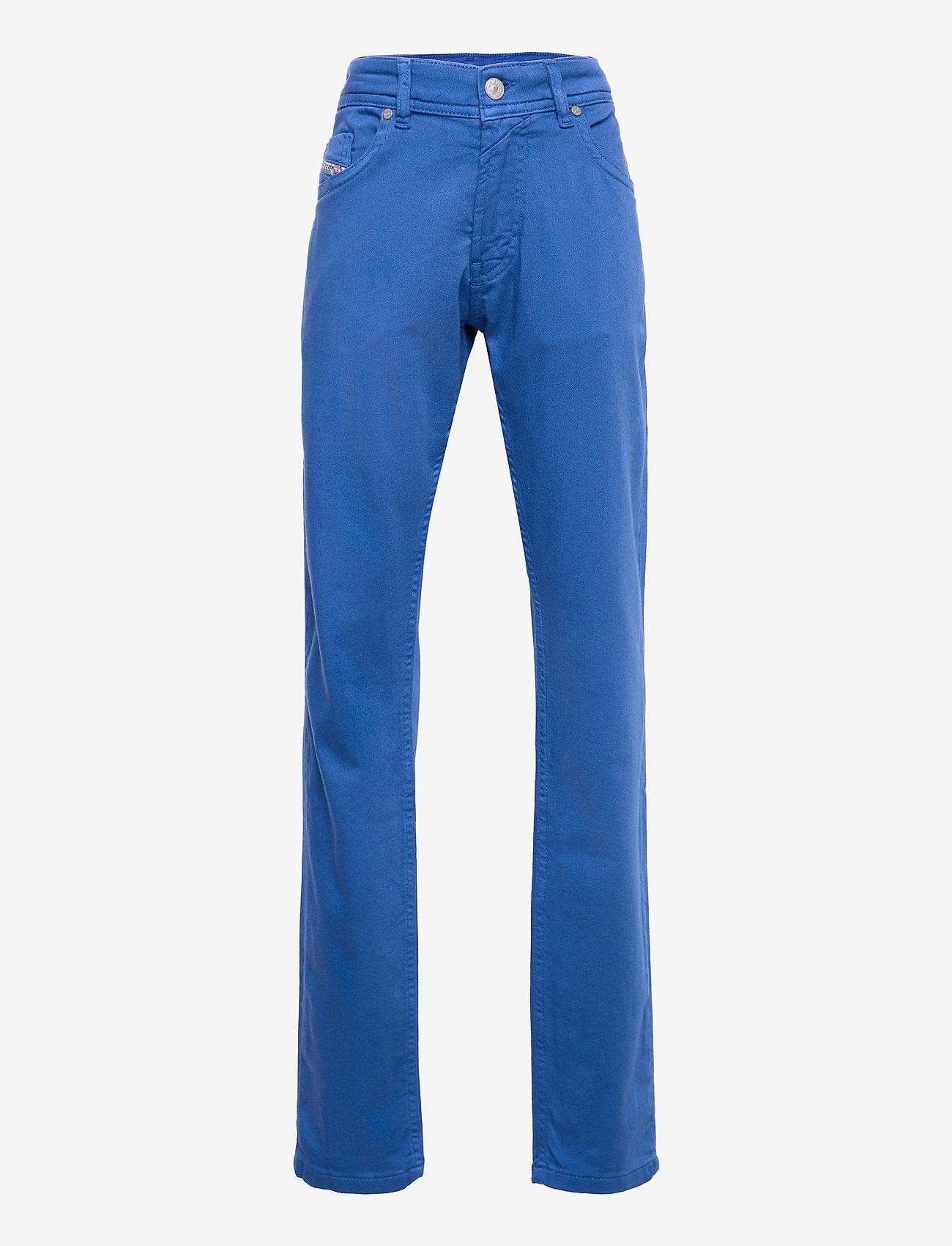 Diesel - THOMMER-J JJJ TROUSERS - jeans - classic bluette - 0