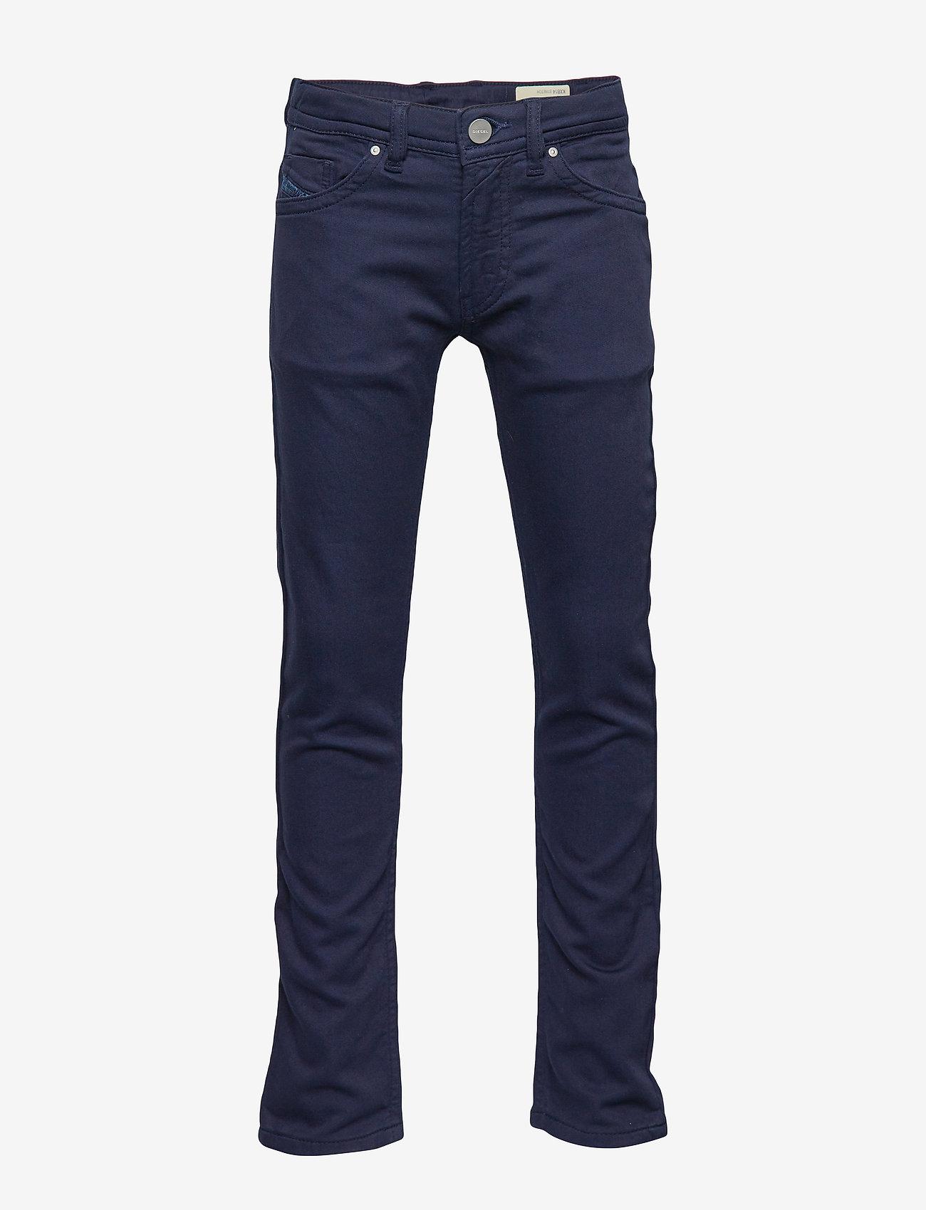 Diesel - THOMMER-J JJJ TROUSERS - jeans - dark blue - 0