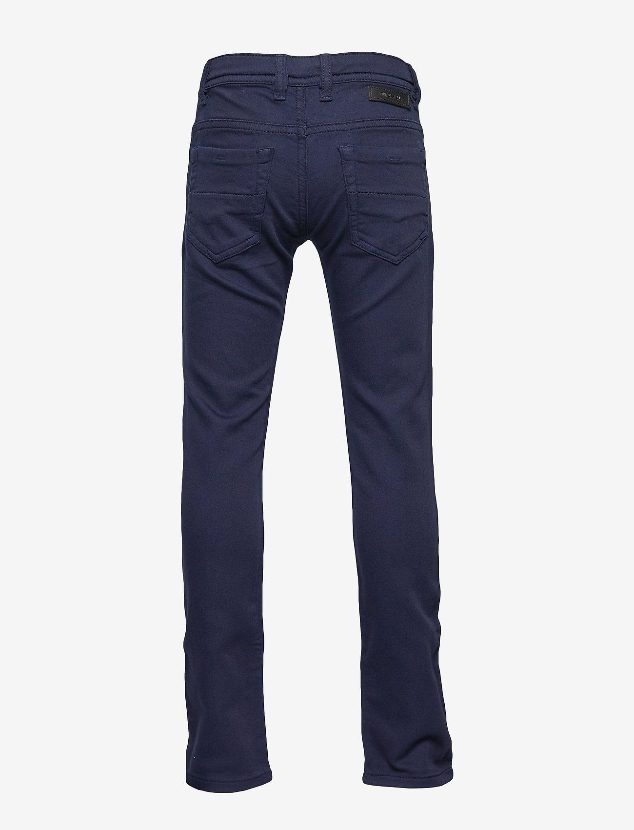 Diesel - THOMMER-J JJJ TROUSERS - jeans - dark blue - 1