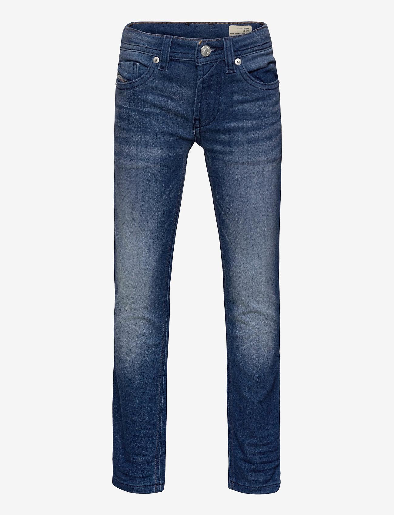 Diesel - THOMMER-J JJJ TROUSERS - jeans - denim - 0