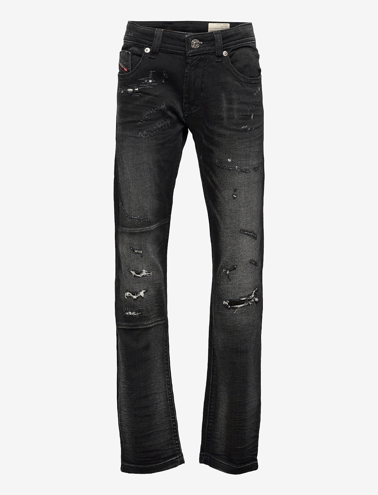 Diesel - THOMMER-J JJJ TROUSERS - jeans - denim nero - 0