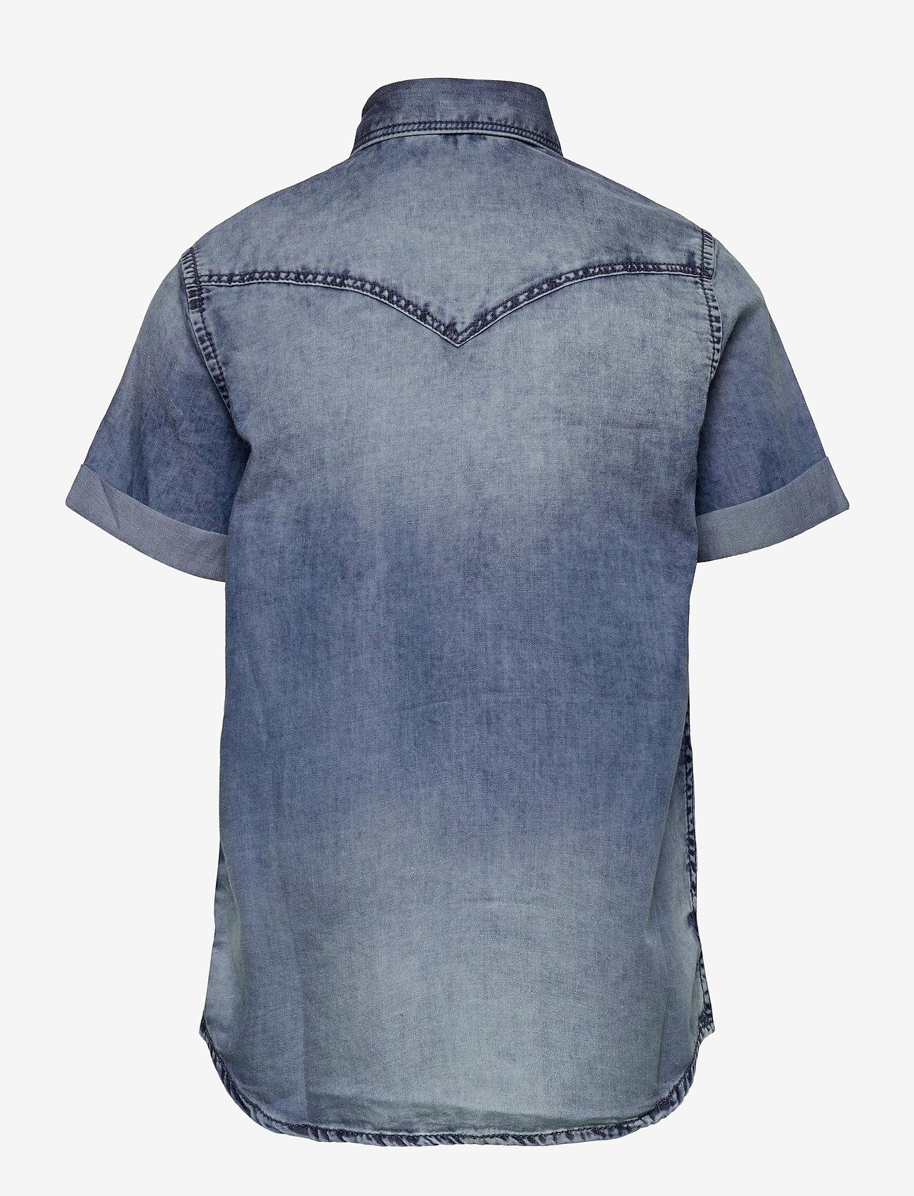 Diesel - CIRIX SHIRT - shirts - denim - 1