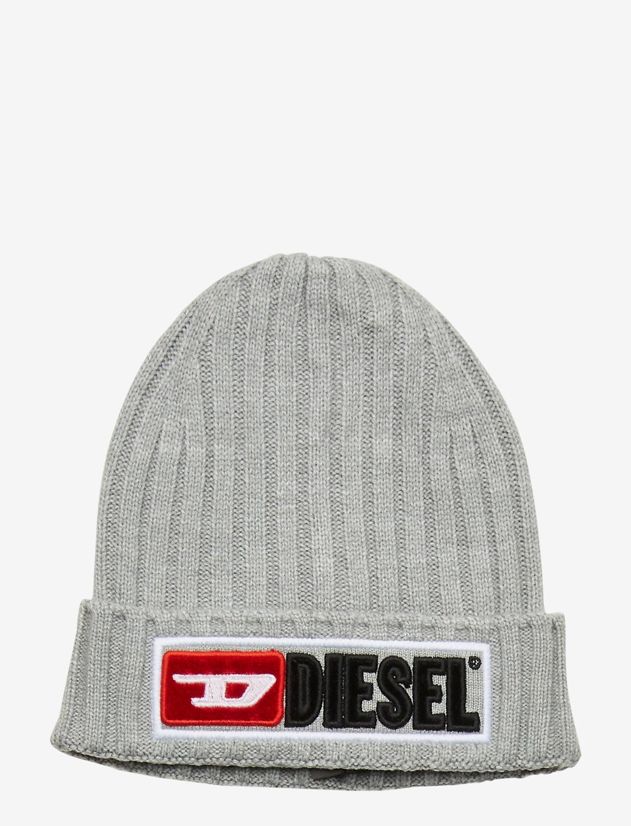 Diesel - FCODERBJ HAT - huer - grigio melange nuovo - 0