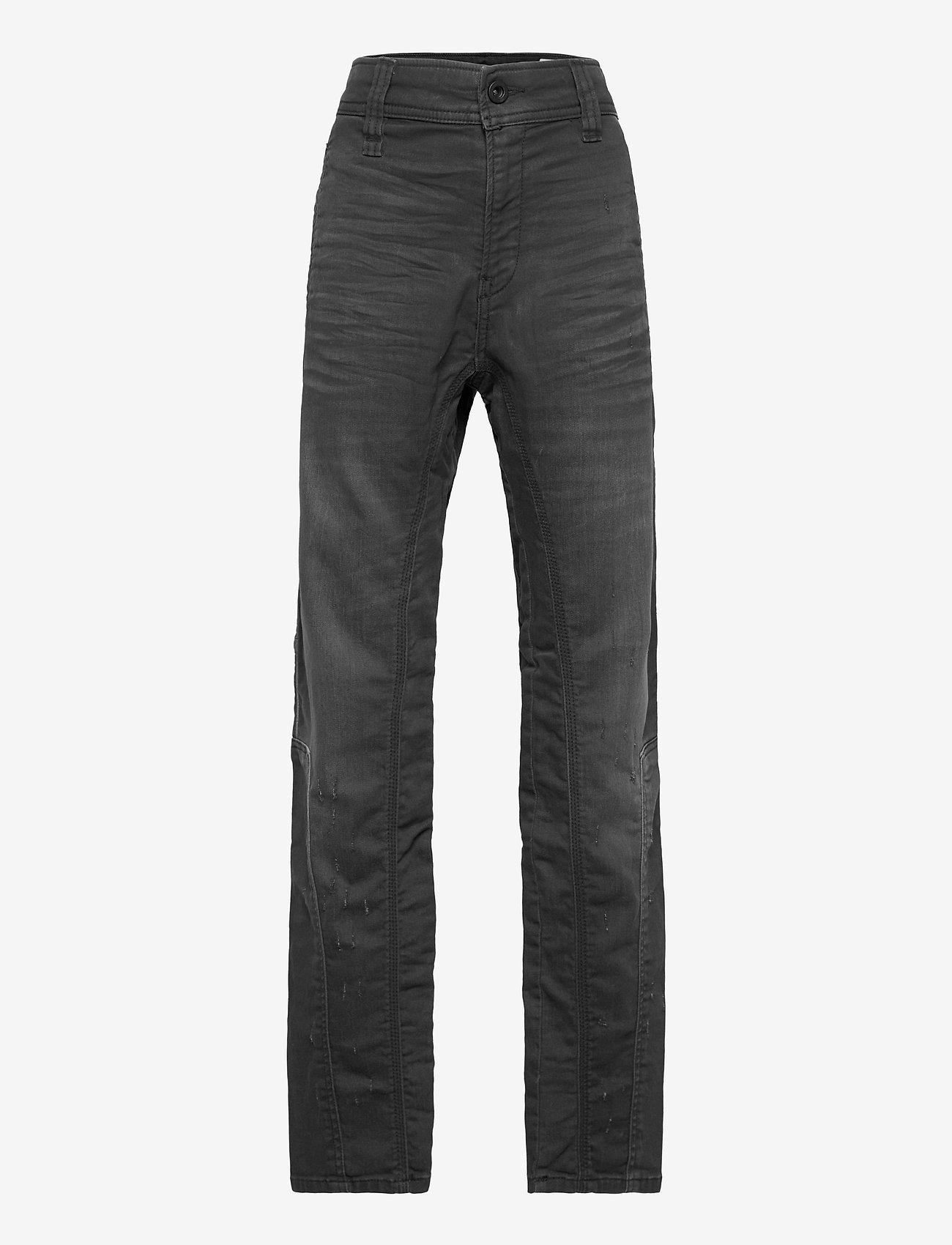 Diesel - D-EARBY-NE-J JJJ TROUSERS - trousers - denim nero - 0