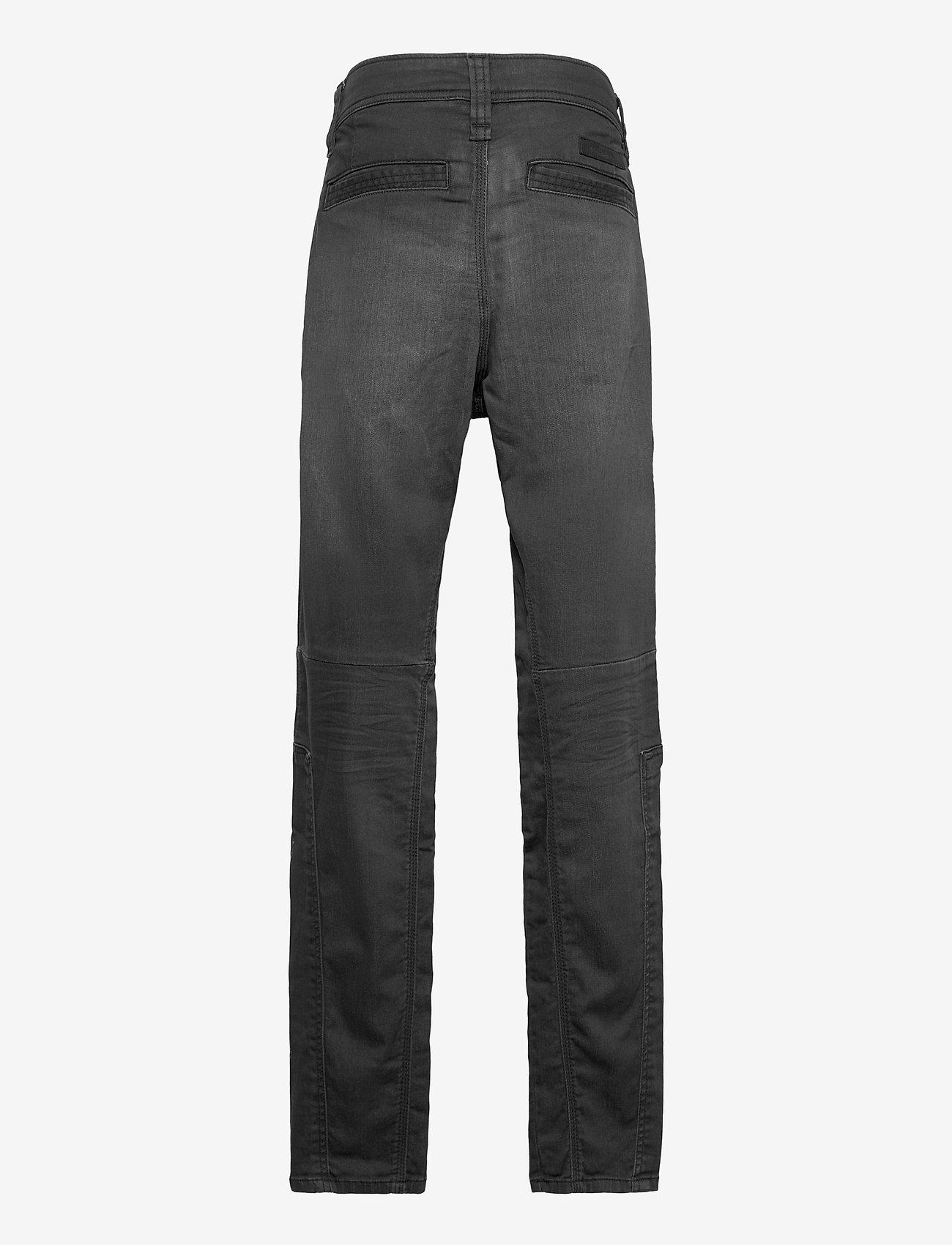 Diesel - D-EARBY-NE-J JJJ TROUSERS - trousers - denim nero - 1