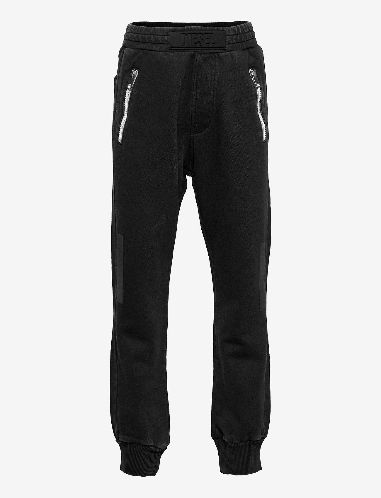 Diesel - PTA TROUSERS - trousers - nero - 0