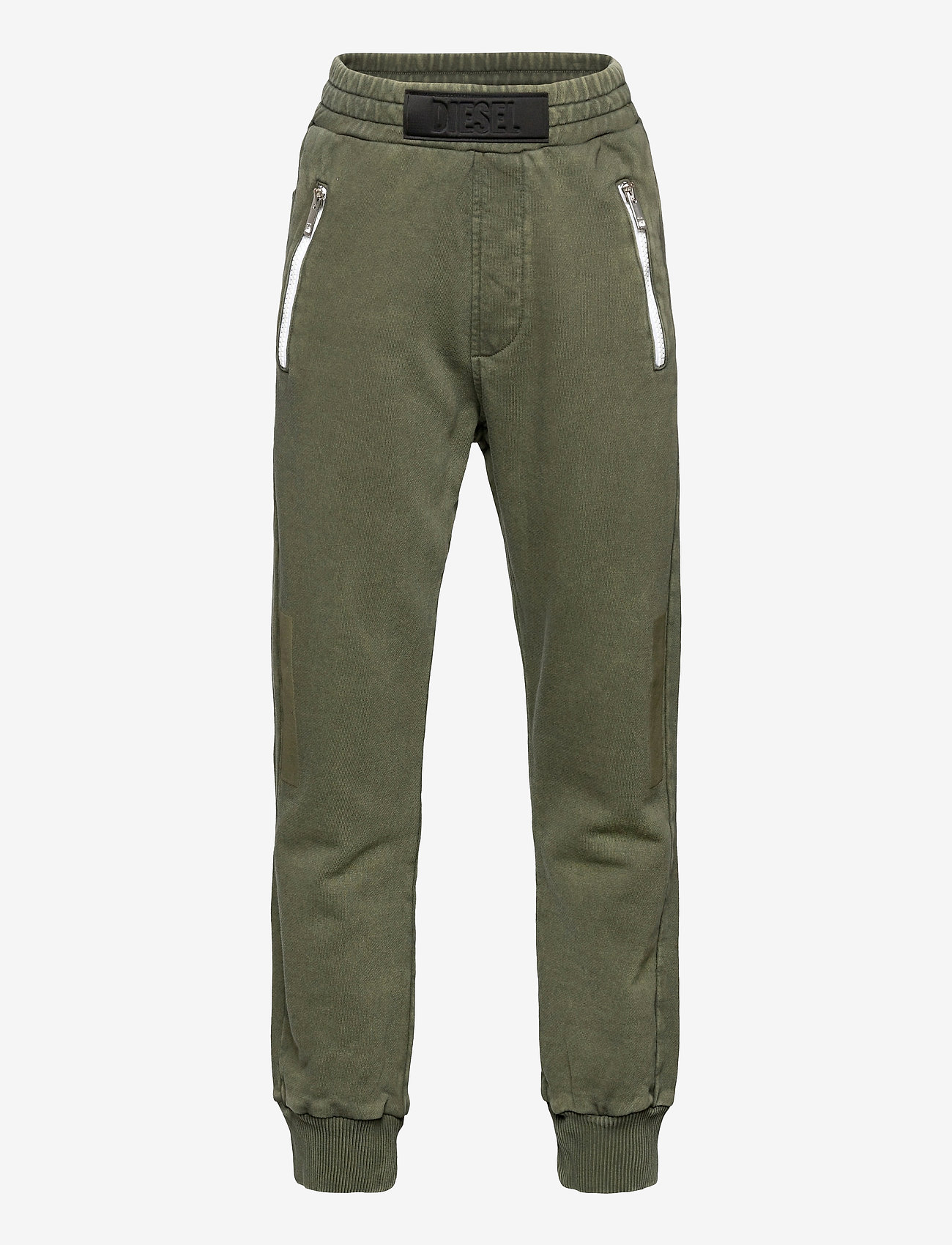 Diesel - PTA TROUSERS - trousers - olive night - 0