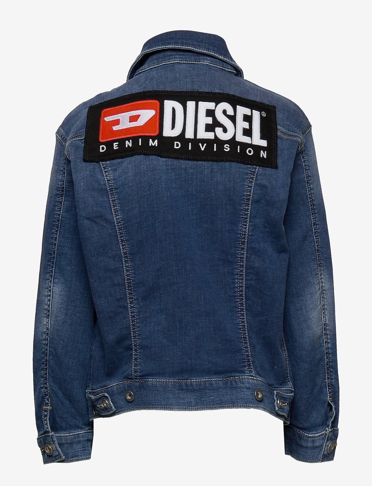 Diesel - JWANO JJJ JACKET - denimjakker - denim - 1