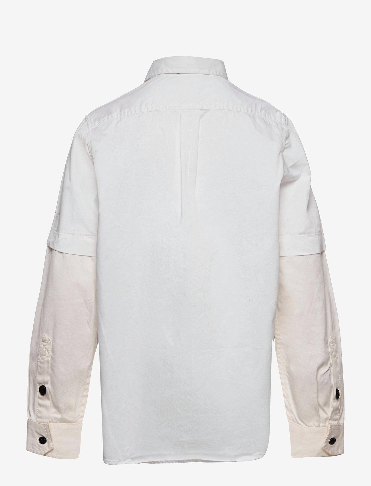 Diesel - CSKOSOV OVER SHIRT - shirts - vapourous gray - 1
