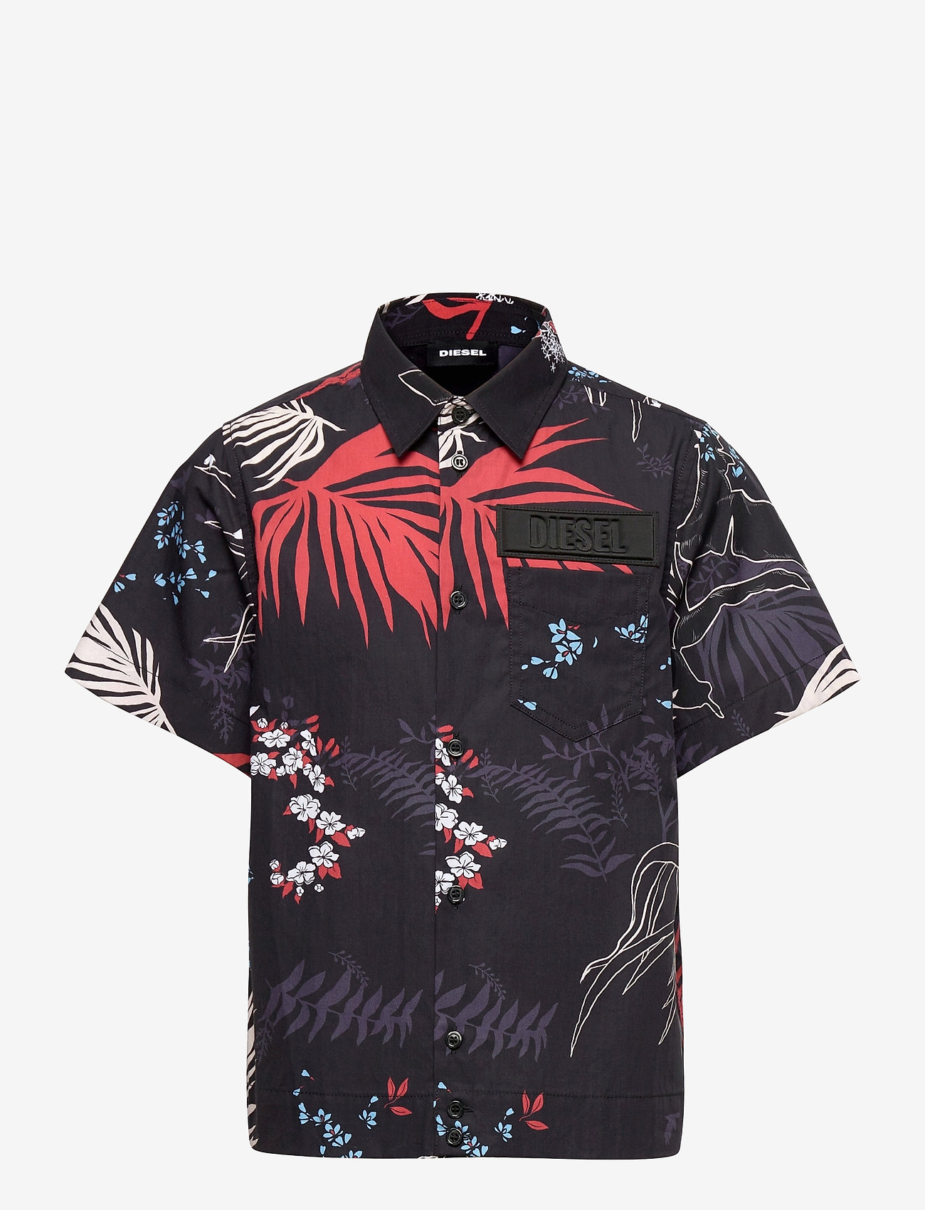 Diesel - CSFRYFLOW SHIRT - shirts - nero - 0