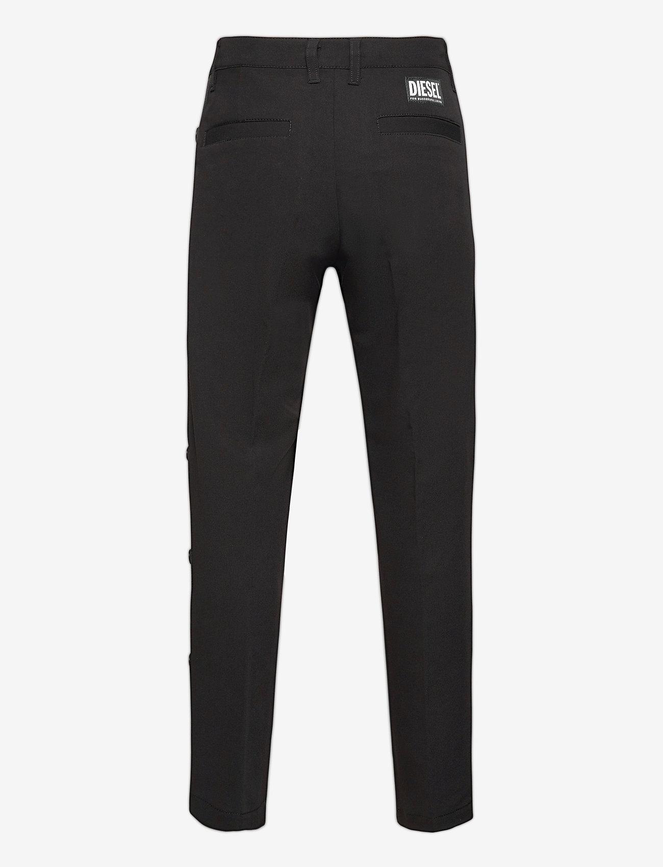 Diesel - PMARLEN TROUSERS - trousers - nero - 1
