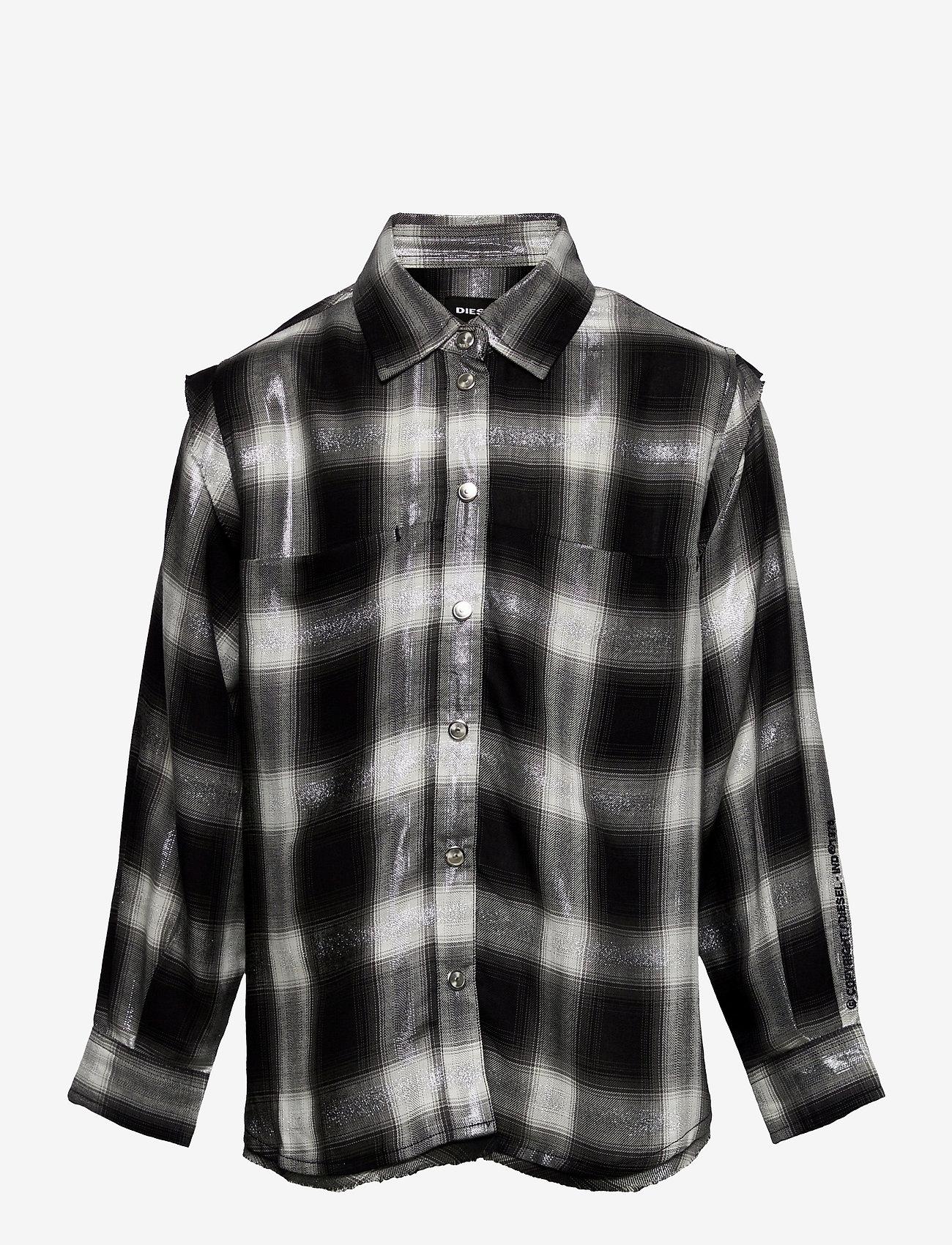 Diesel - CSUNNYA SHIRT - shirts - nero - 0
