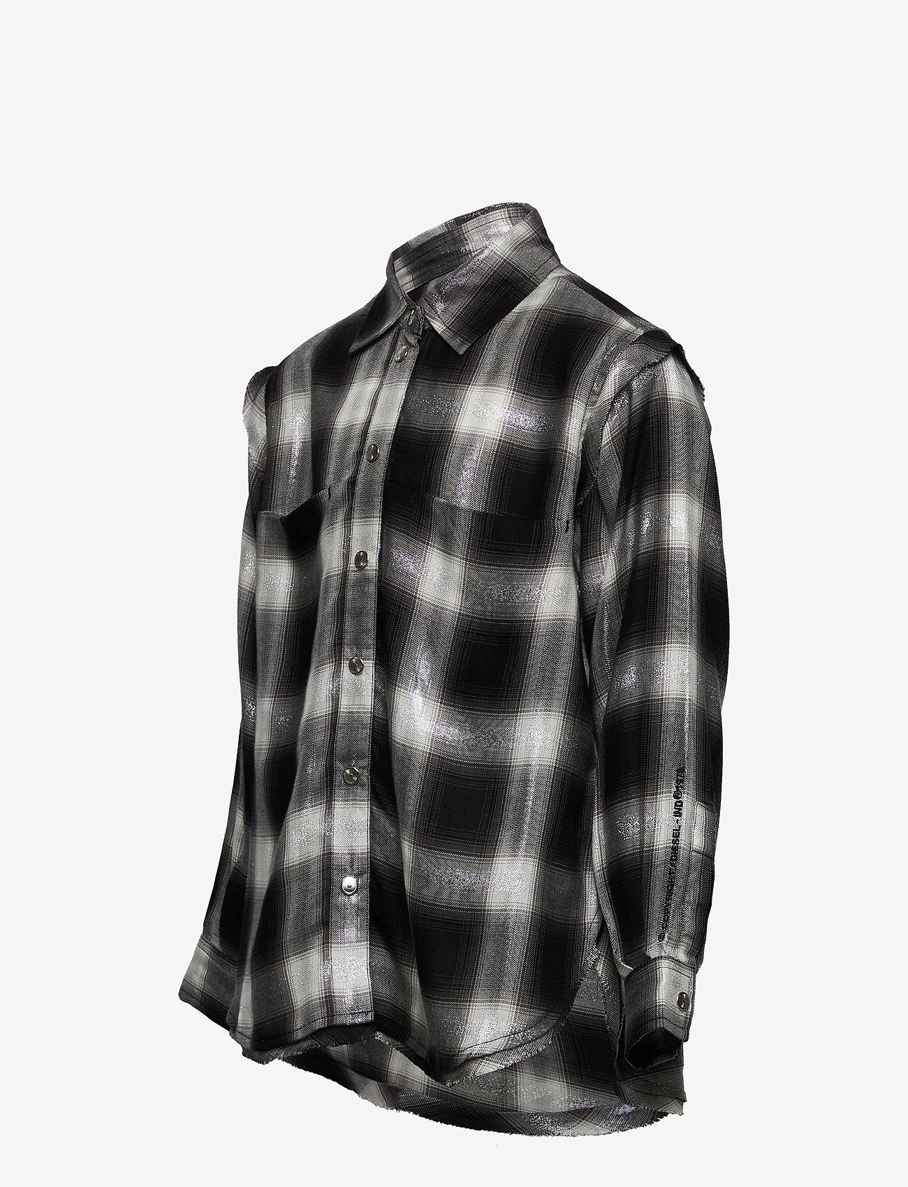 Diesel - CSUNNYA SHIRT - overhemden - nero - 2