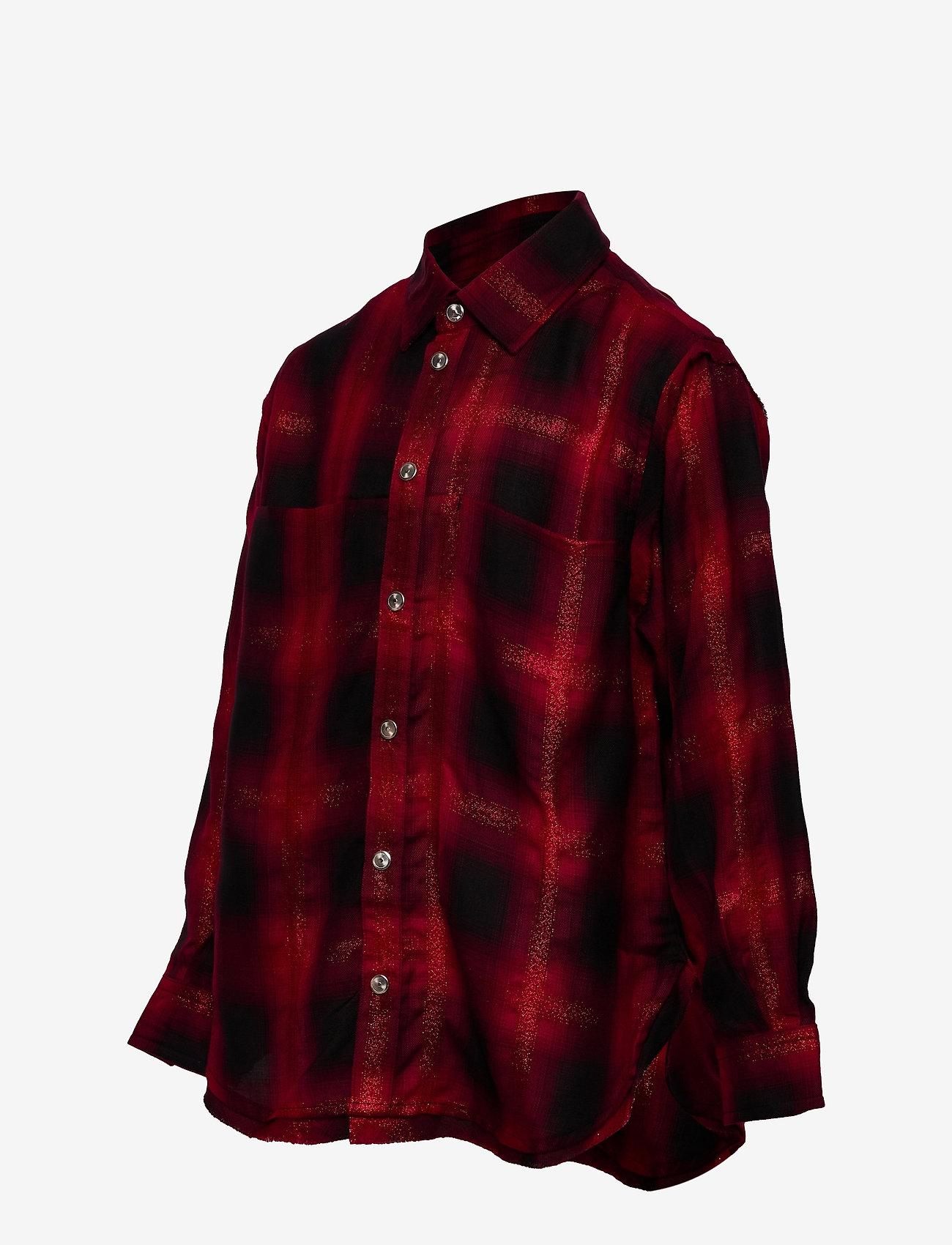Diesel - CSUNNYA SHIRT - overhemden - red - 2