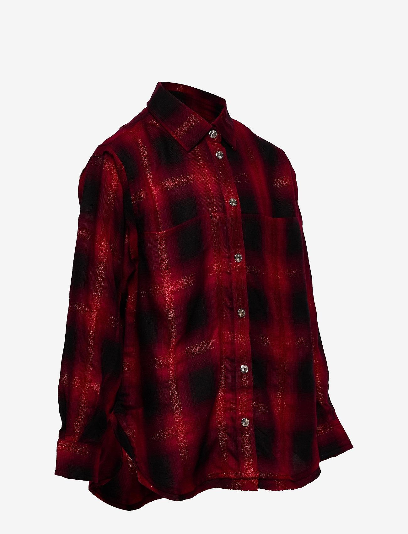 Diesel - CSUNNYA SHIRT - overhemden - red - 3