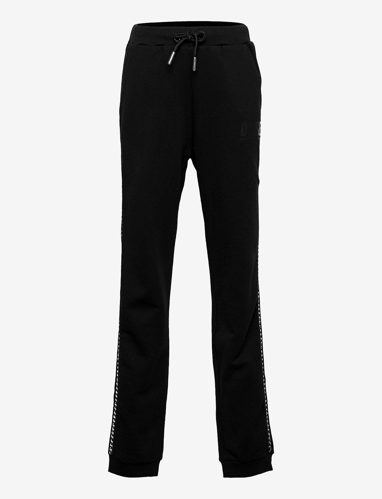 Diesel - PELINA TROUSERS - trousers - nero - 0