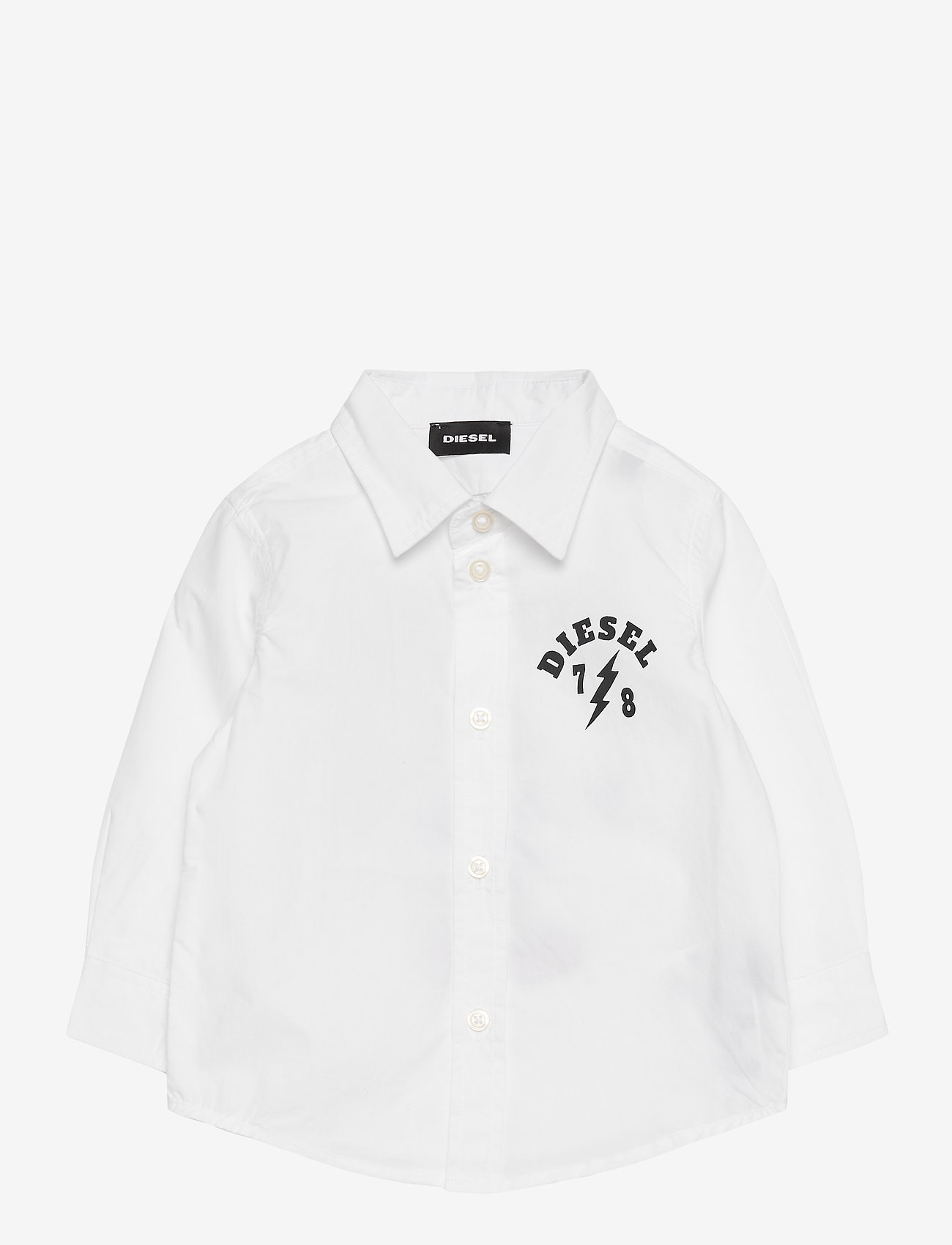 Diesel - CSOLB SHIRT - shirts - bianco - 0