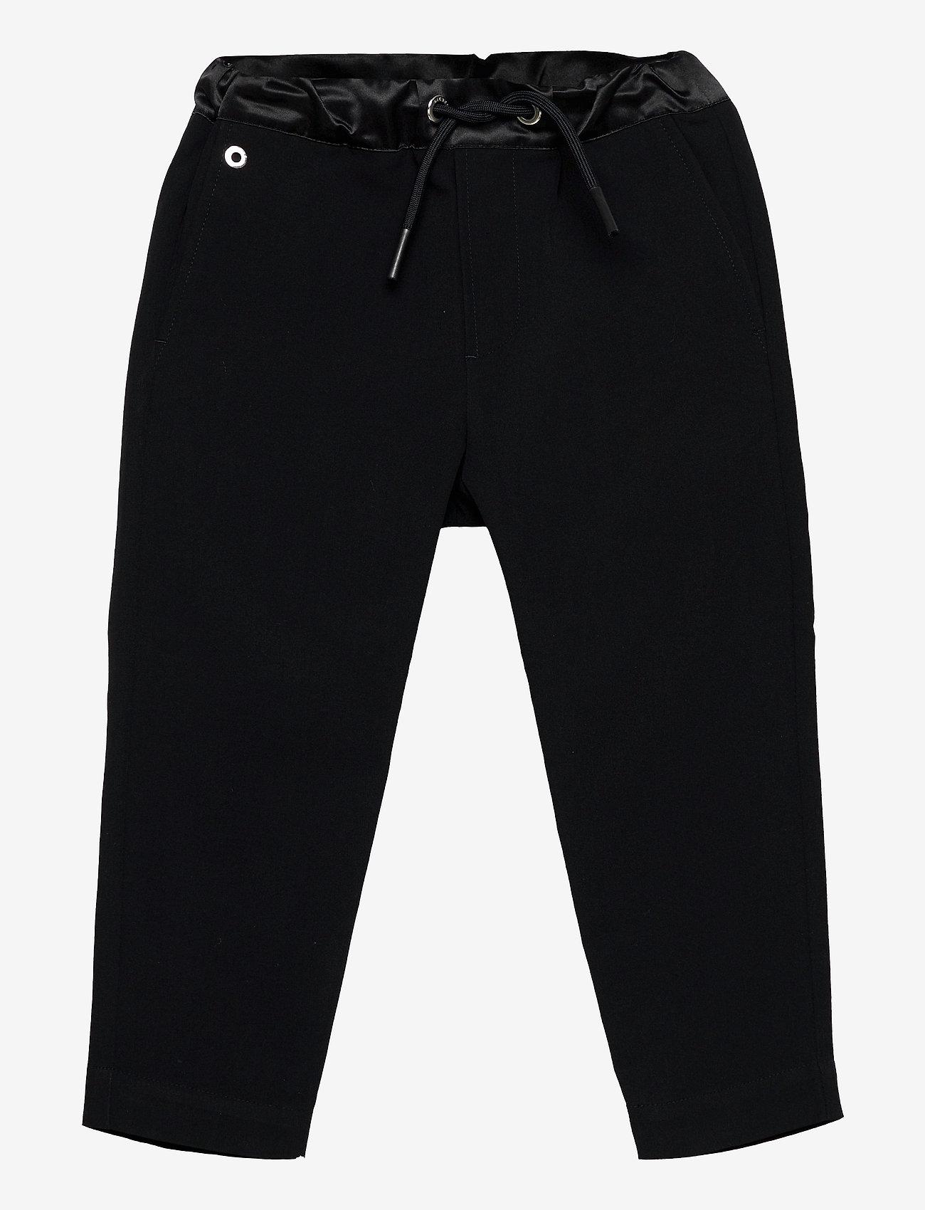 Diesel - PRUSTI TROUSERS - trousers - nero - 0