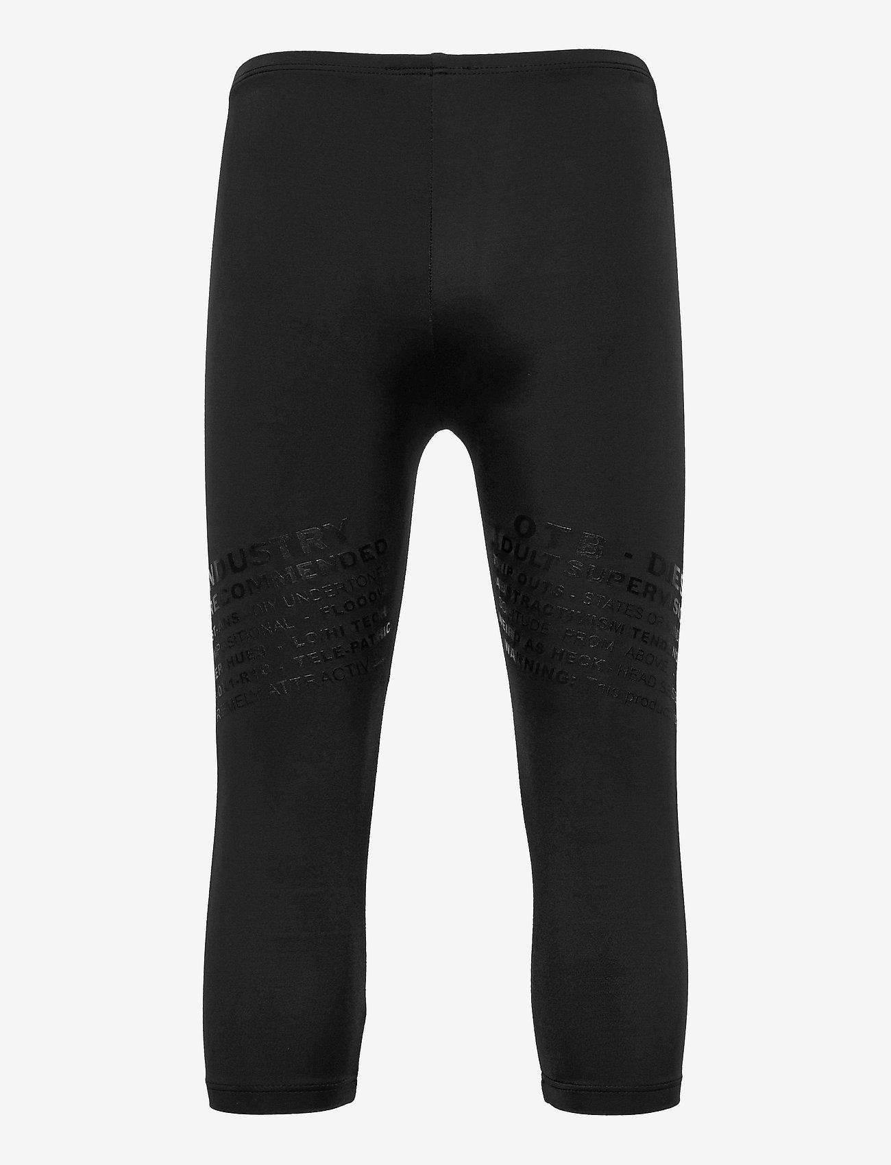 Diesel - PYDNE TROUSERS - trousers - nero - 1