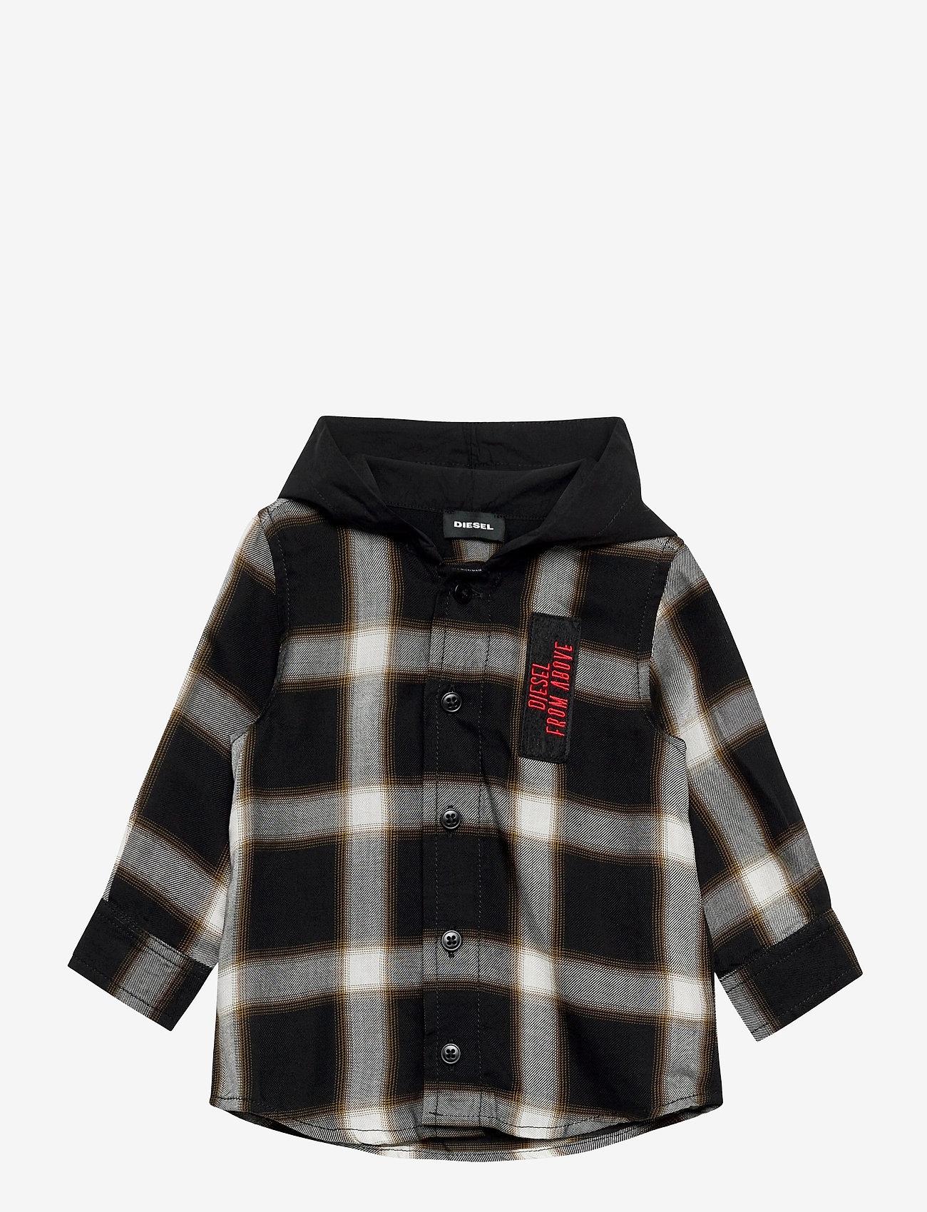 Diesel - CIBONB SHIRT - shirts - nero - 0