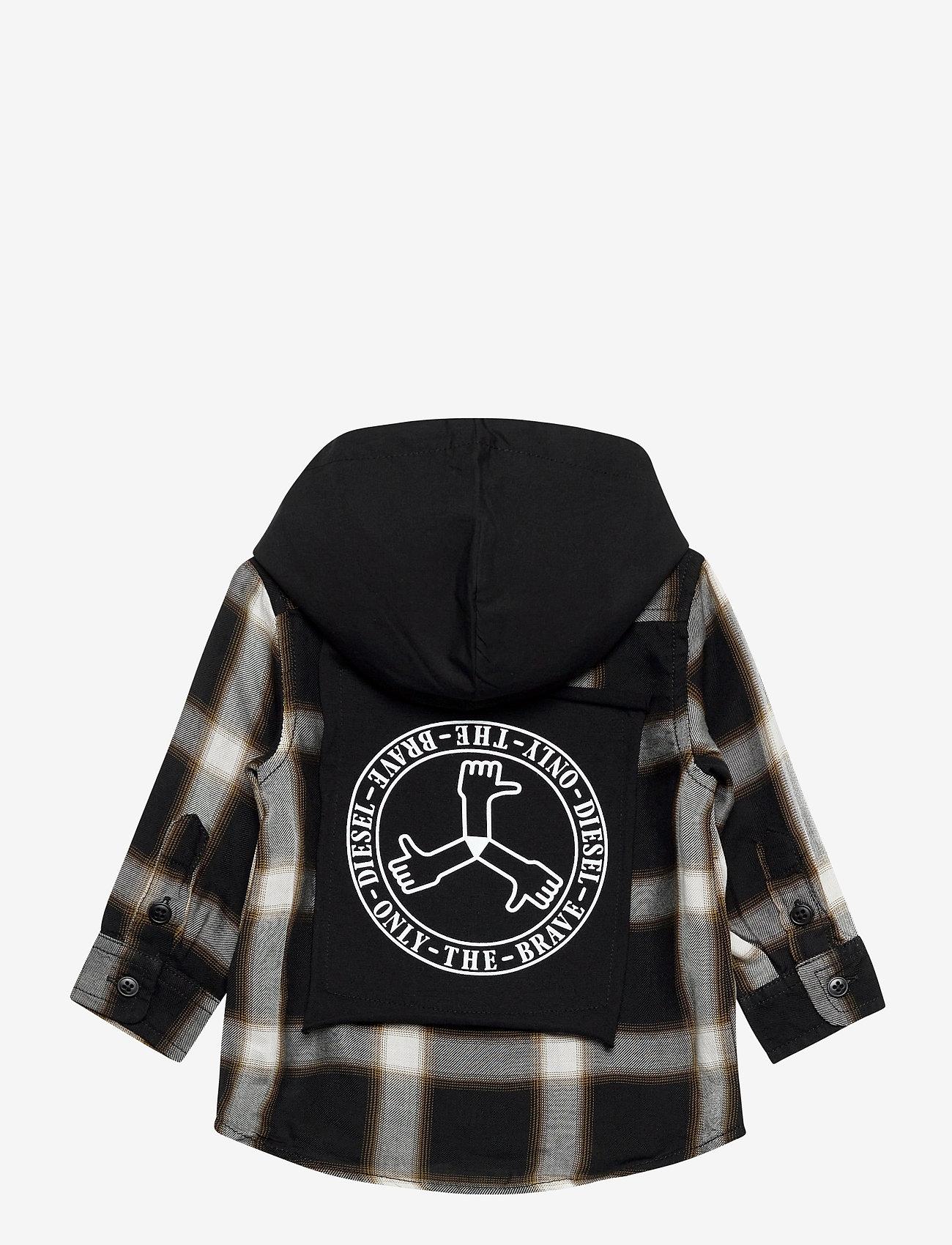 Diesel - CIBONB SHIRT - shirts - nero - 1