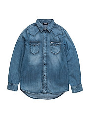 CITROS SHIRT - DENIM