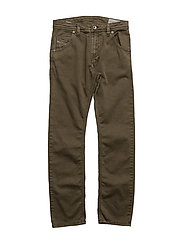KROOLEY-J TROUSERS - MILITARY GREEN