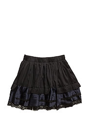 GIUPI SKIRT - NERO