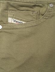 Diesel - THOMMER-J JJJ TROUSERS - jeans - verde salvia - 2