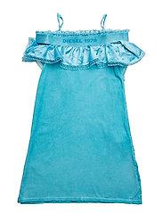 DJREDY DRESS - TURCHESE