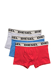 UGOV THREE-PACK US BOXER -SHORTS - RED