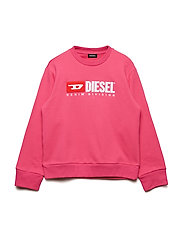 SCREWDIVISION OVER SWEAT-SHIRT - FANDANGO PINK