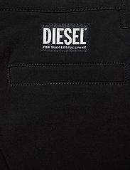 Diesel - PMARLEN TROUSERS - trousers - nero - 6