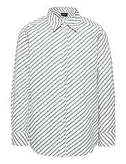 CSPENNCOPY SHIRT - OFF/WHITE