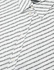 Diesel - CSPENNCOPY SHIRT - overhemden - off/white - 2