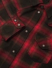 Diesel - CBONNY SHIRT - shirts - tango red - 2