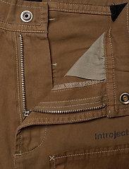 Diesel - PTRENT TROUSERS - trousers - sandy brown - 3