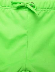 Diesel - MOKY KID BEACHWEAR - badehosen - green fluo - 3