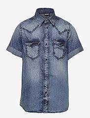 Diesel - CIRIX SHIRT - shirts - denim - 0