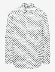 Diesel - CSPENNCOPY SHIRT - overhemden - off/white - 0